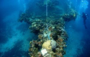 Underwater Heritage Website, Portal of UNESCO